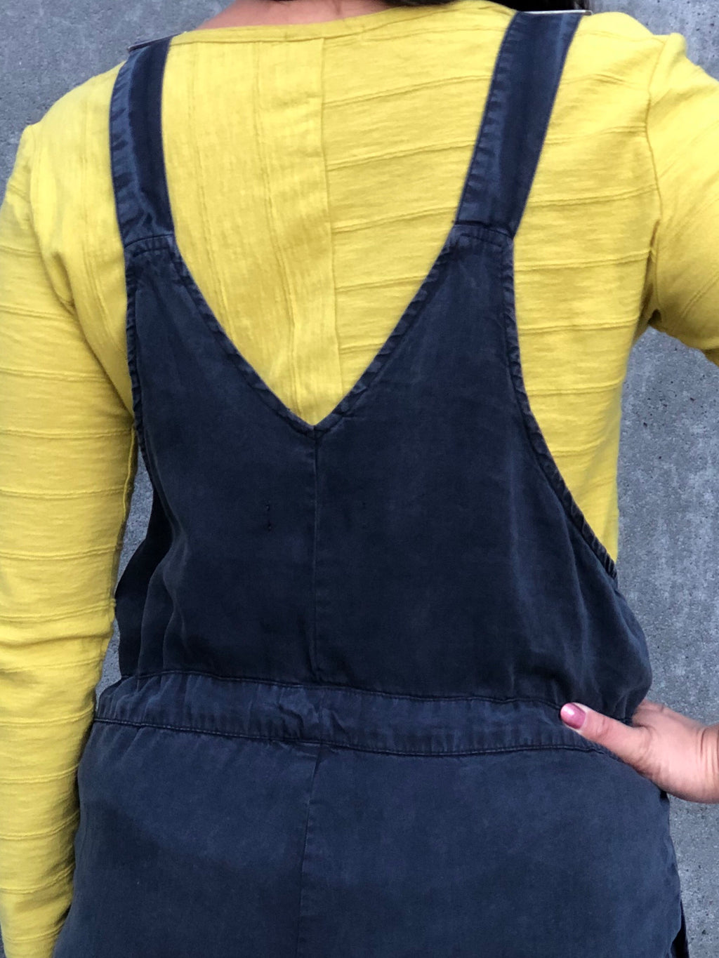 Lyocell Overalls