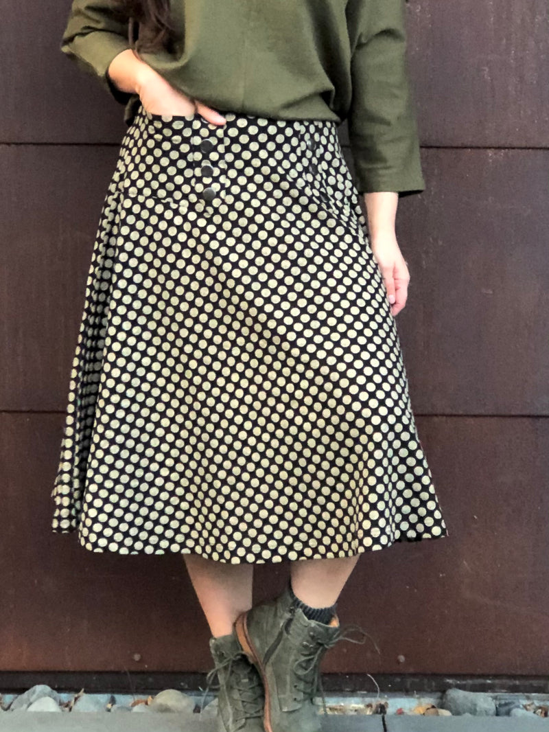 Effies Heart Suffragettee Skirt