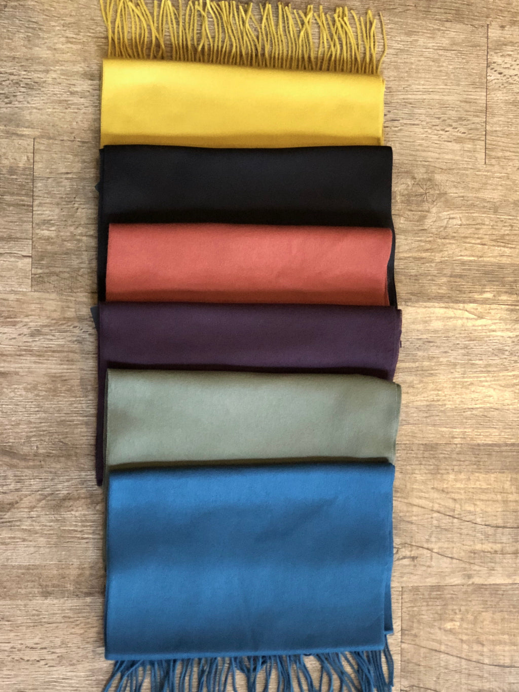 Cashmere Like Solid Scarf