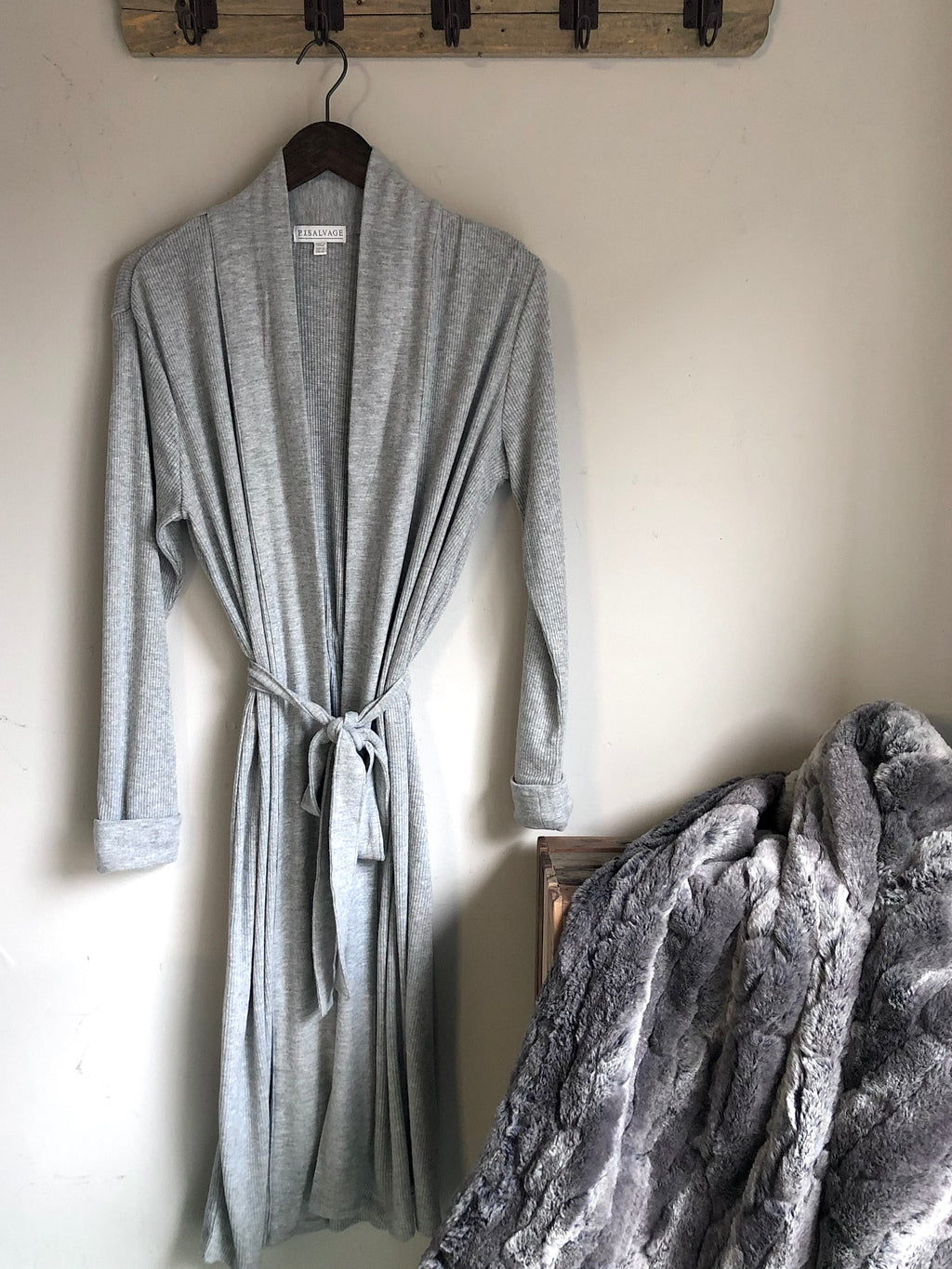 Heather Cozy Robe