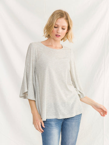Lucy Flare with Back Seam
