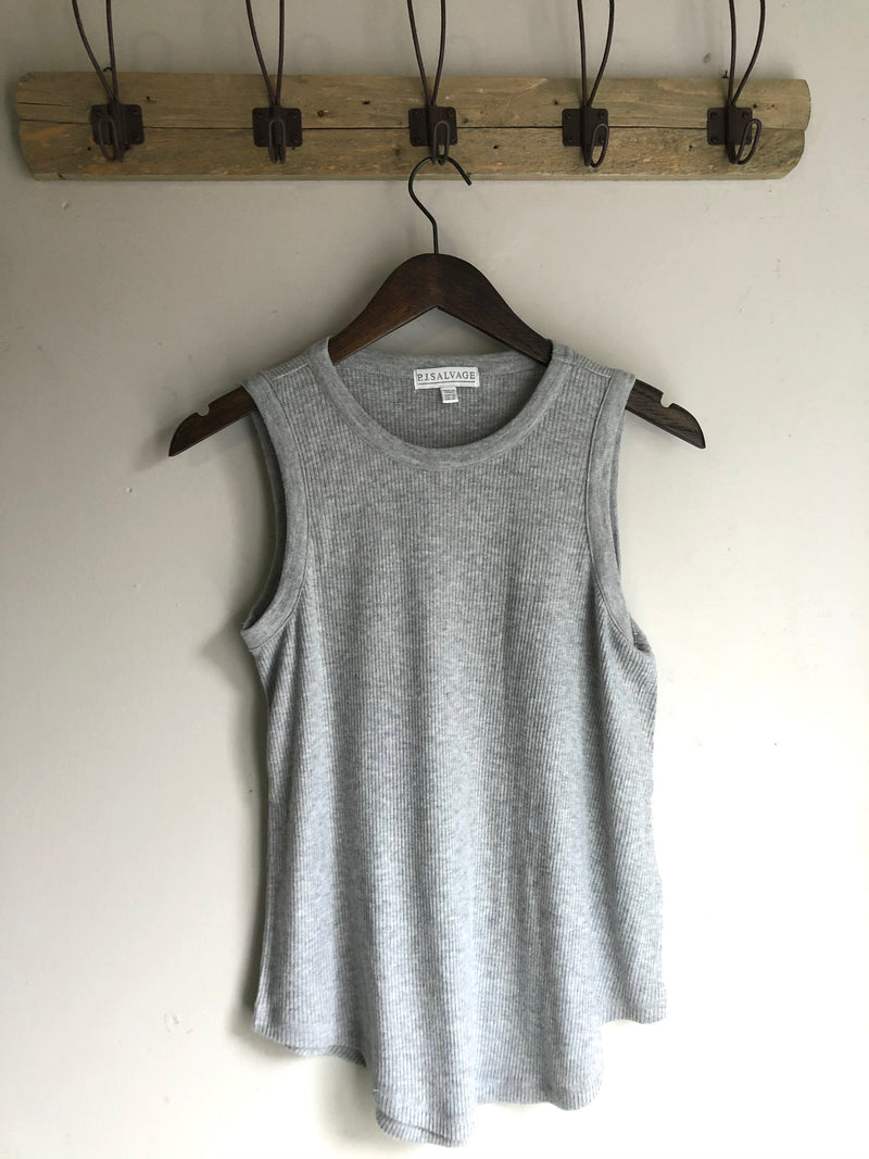 Heather Cozy Tank