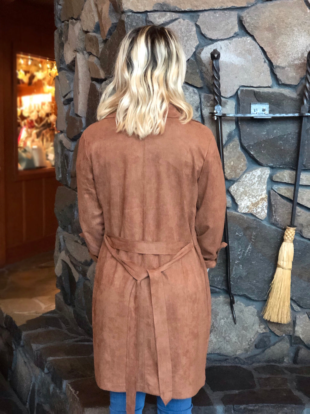 Suzie Trench Coat
