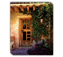 Buildings and Structures Outdoor Canvas Art