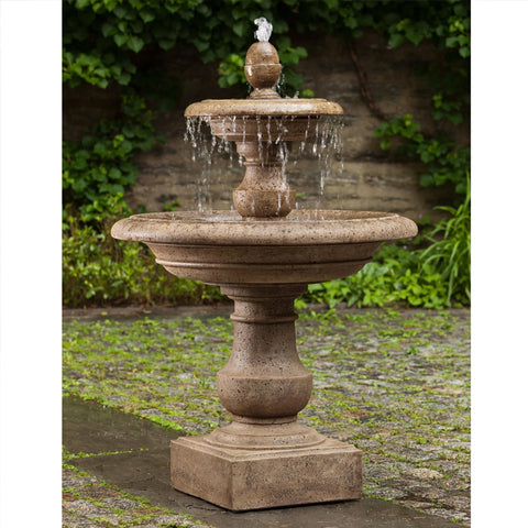 Caterina Tiered Outdoor Fountain