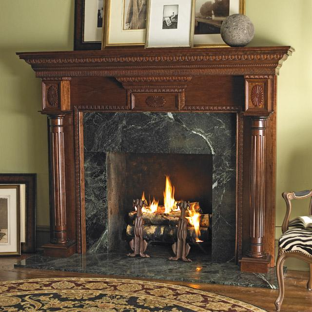 Classic Wood Surround or Mantel