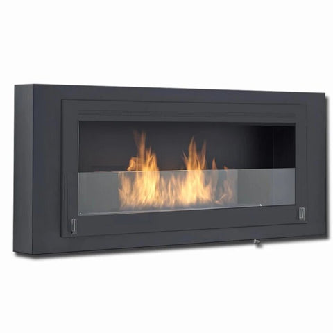 Eco-Feu Santa Lucia Wall Mount Ethanol Fireplace