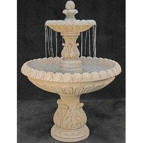 International Outdoor Water Fountain