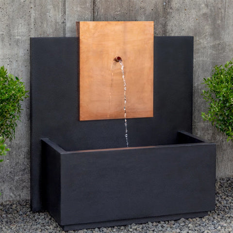 MC3 Wall Fountain-Copper