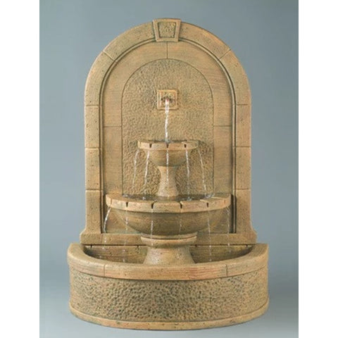 New Horizon Outdoor Wall Fountain