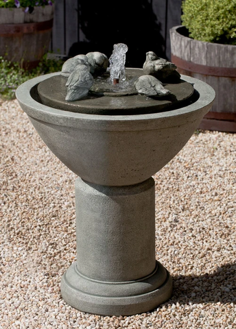 Passaros II Fountain by Soothing Company