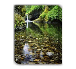 Rivers and Streams Outdoor Canvas Art