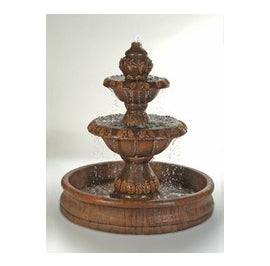 Tiered Outdoor Fountains