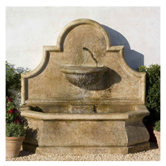 All Outdoor Wall Fountains