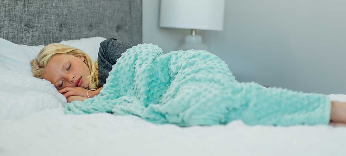 guide to buying a weighted blanket
