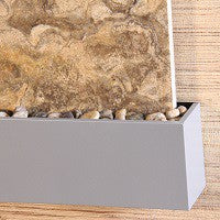 Silver Metallic Fountain Trim