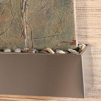 Stainless Steel Fountain Trim