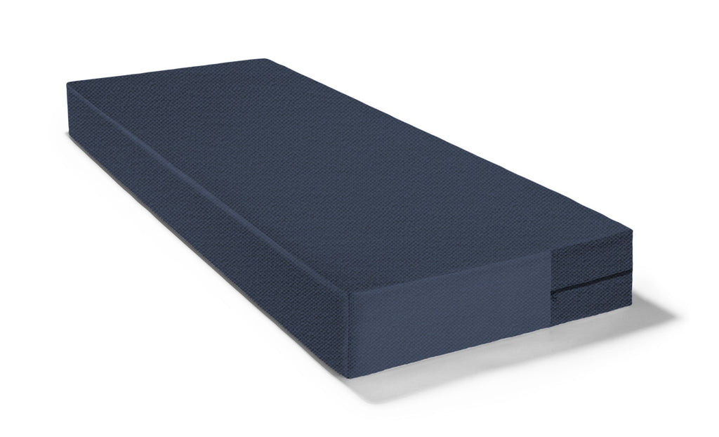 Ansley Daybed Lounger & Bolster - Velvet Twill Marine - Soothing Company