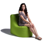 Avondale Outdoor Bean Bag Chair in Lime Solid - Soothing Company