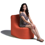 Avondale Outdoor Bean Bag Chair in Flamingo - Soothing Company