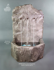 Tribus Rock Fountain - Soothing Company