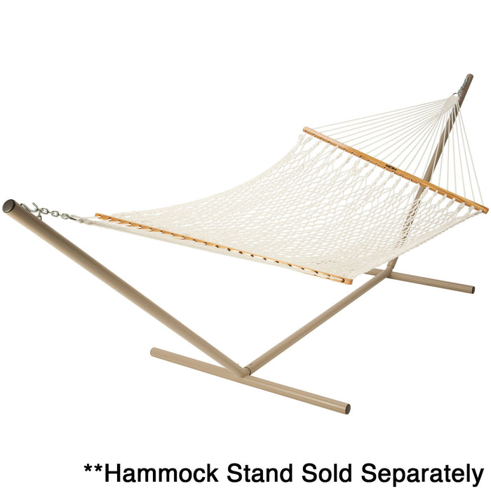 Single Original Polyester Rope Hammock - Soothing Company