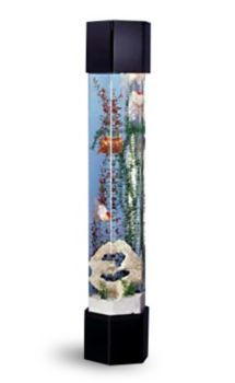 HT-1 Hexagon AquaTower Aquarium - Soothing Company