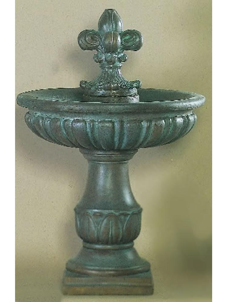 Florentine Outdoor Water Fountain - Soothing Company