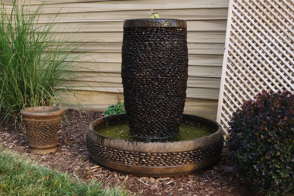 Shimmering Stones Fountain - Soothing Company