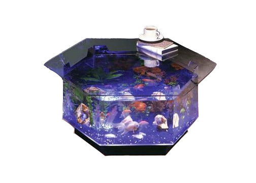 O-100 Aquarium Coffee Table - Soothing Company