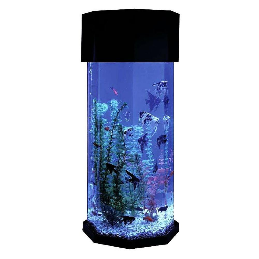 622 Octagon AquaScape Aquarium - Soothing Company