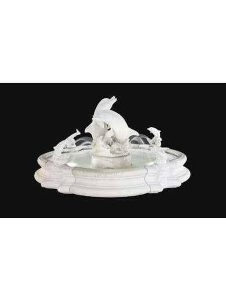 Grande Millennia Dolphin Fountain - Soothing Company