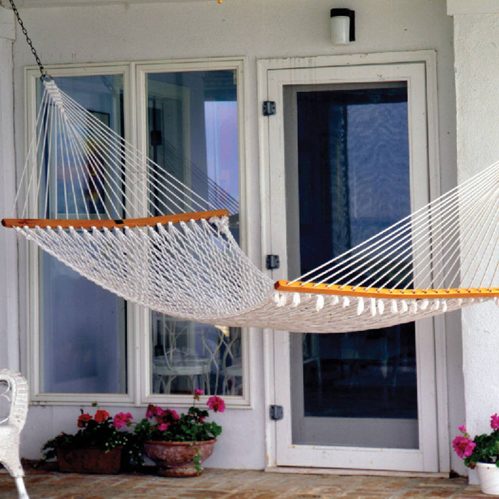 Single Original Cotton Rope Hammock - Soothing Company