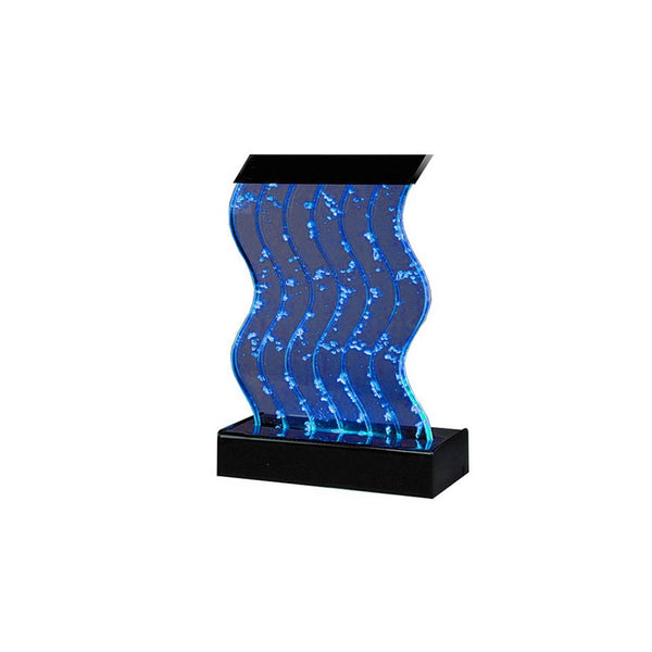 Water Panel Wave Bubble Fountain - Short - Soothing Company