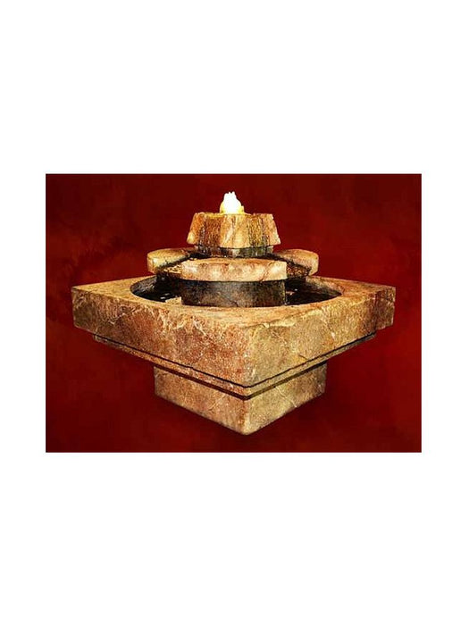 Stone Edge Cascade Fountain - Soothing Company