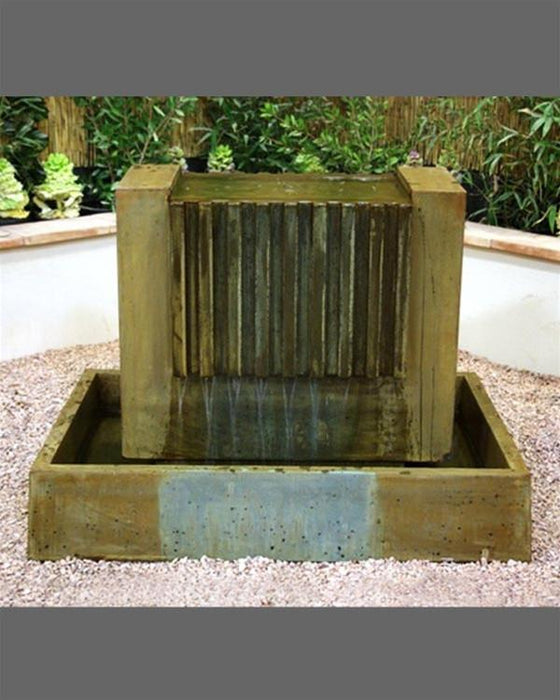 Falls Garden Water Fountain - Soothing Walls