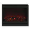"Amantii 31"" Zero Clearance Electric Fireplace with Steel Surround - Soothing Company"