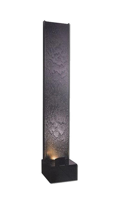 AquaFall Waterfall Floor Fountain - Medium - Soothing Company