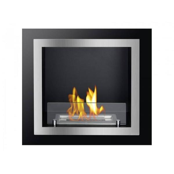 Ignis Antalia Recessed Wall Ethanol Fireplace - Soothing Company