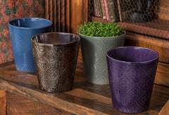 Tall Boho Planter - Boho Mix 3 - Soothing Company