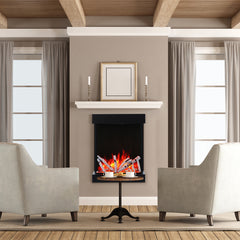 Amantii 2939-Tru-View-XL 3 Sided Electric Fireplace