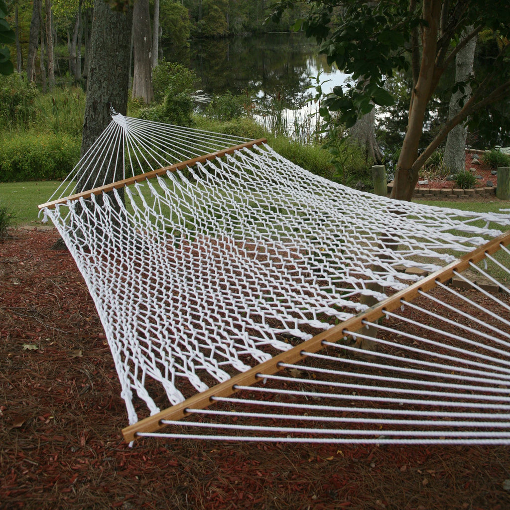 Large Original Polyester Rope Hammock - Soothing Company