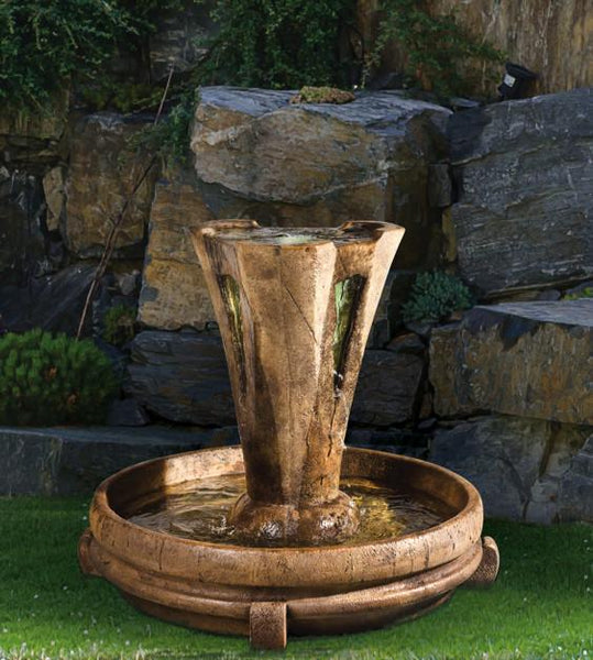 Small Vesuvio Garden Fountain - Soothing Company