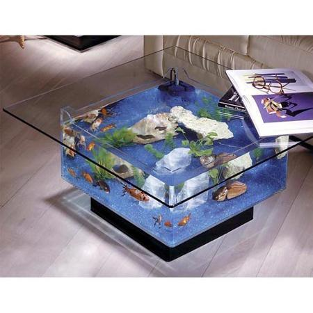 675 Aquarium Coffee Table