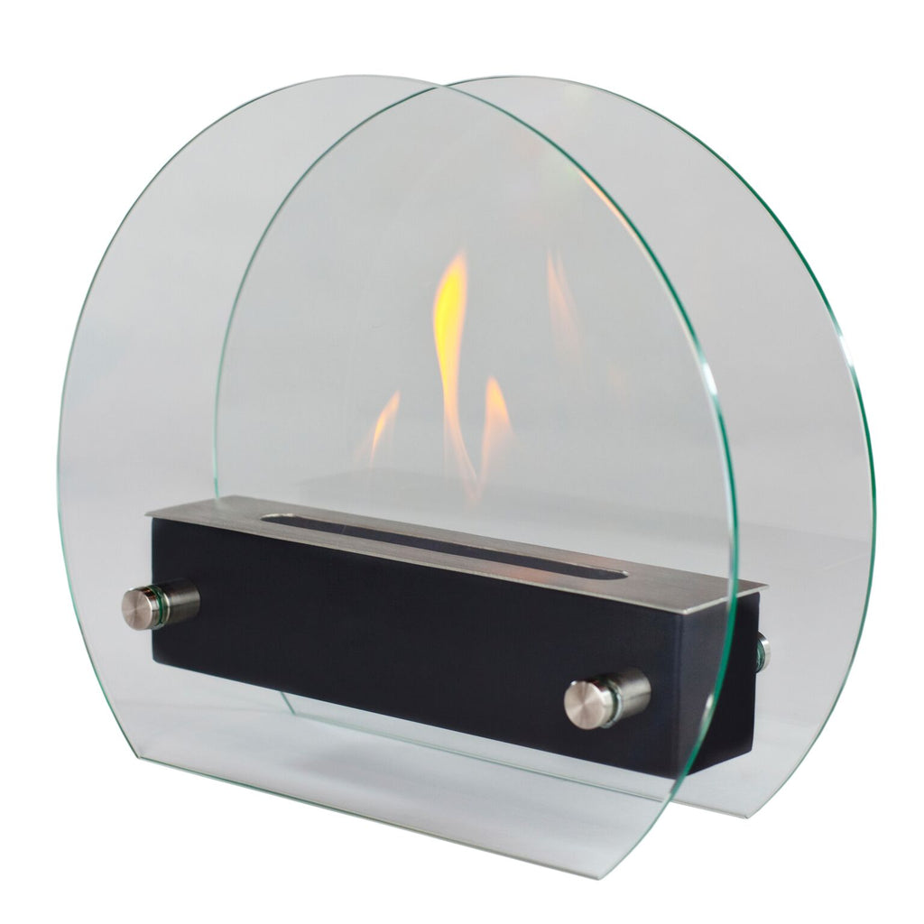 Cerchio Irradia Tabletop Fireplace - Soothing Company
