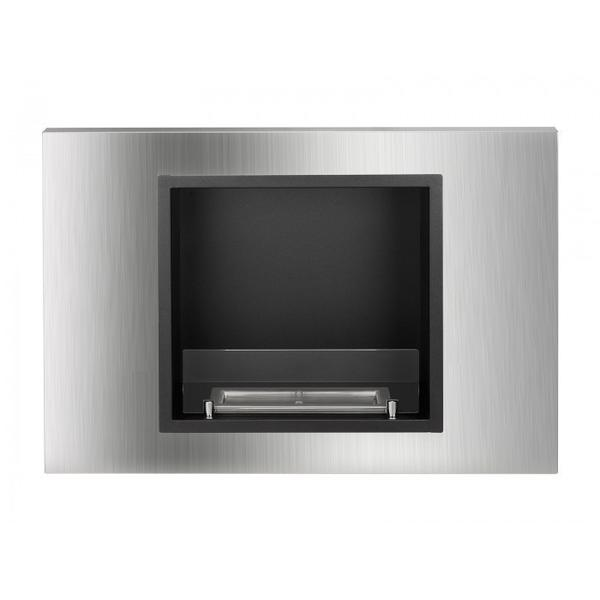 Ignis Lima Recessed Wall Ethanol Fireplace - Soothing Company