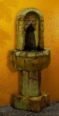 Ronda Green Man Fountain - Soothing Company