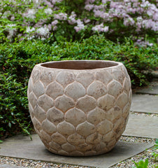 Pina Planter - Set of 3 in Antico Terra Cotta - Soothing Company