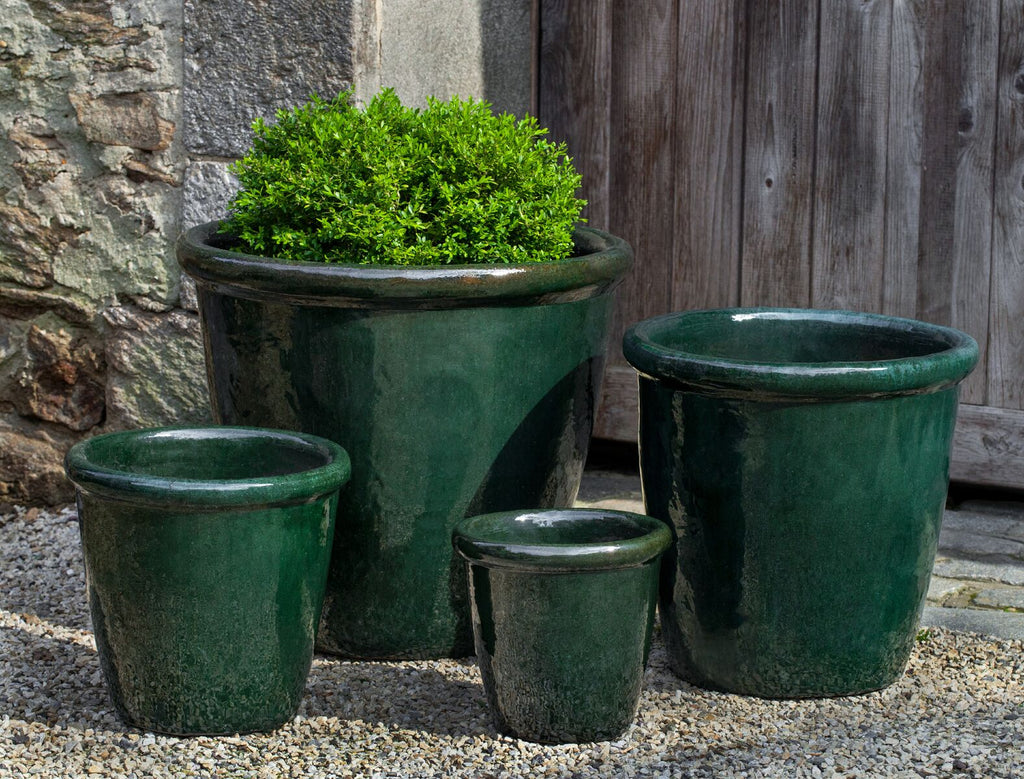 Saravah Planter - Set of 4 in Spruce - Soothing Company
