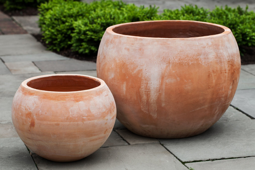 Paseo Bowl - Set of 2 in Terra Cotta - Soothing Company
